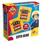 Sam il Pompiere Super memo (55302)