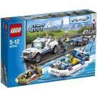 Gommone Della Polizia - Lego City (60045)