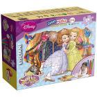 Puzzle 34 pezzi da colorare Sofia (45624)