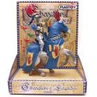 Cavalieri - Cavaliere blu a cavallo