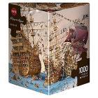 Puzzle 1000 Pezzi Triangolare - Corsari