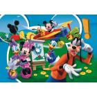 Puzzle 250 pezzi - La Casa di Topolino - Good Job (29594)