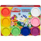 Play-Doh  8 vasetti rainbow