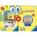 Puzzle e Puzzleball Spongebob (10638)