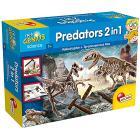 Grandi Predatori 2 In 1 Velociraptor e T-Rex (56408)