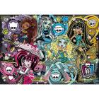 200 pezzi - Monster High: Fashionably Fierce (29650)