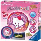 Puzzleball Lampada Notturna Hello Kitty 108 pezzi (11651)