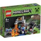 La caverna - Lego Minecraft (21113)