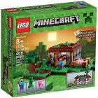 La prima notte - Lego Minecraft (21115)