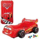 Macchinina Giocattolo Gonfiabile con Palline e Materassino Cars 180X145X71cm (48667)