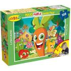 Puzzle Double Face Supermaxi 108 Carotina And Friends