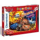 Cars Spyworld - puzzle 250