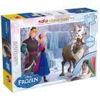 Puzzle Color Plus Super 35 Frozen