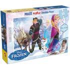 Puzzle double-face Supermaxi 35 Frozen