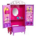 Barbie e i suoi arredamenti - Armadio (T7183)