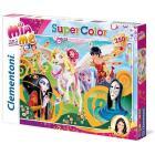 Puzzle 250 Pezzi Mia & Me (297090)