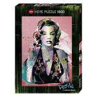Puzzle 1000 Pezzi - Marilyn