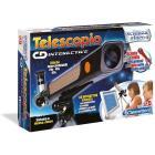 Telescopio con CD Interactive