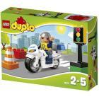 Motocicletta della Polizia - Lego Duplo (5679)