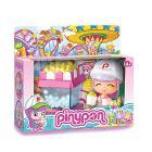 Pinypon - Parco Divertimenti - Carretto Popcorn