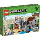 L'avamposto nel deserto - Lego Minecraft (21121)