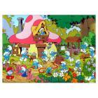 Puzzle maxi 60 Villaggio dei Puffi