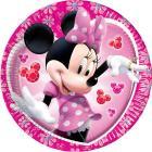 Piattini Minnie 10 pezzi (5734)