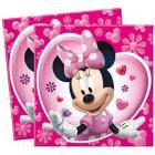 Tovaglioli Minnie 20 pezzi (5736)