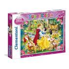 Rapunzel Biancaneve, Puzzle 2,X,20 Pezzi  (24738)
