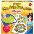 Mandala Designer Little Pets 2-in-1