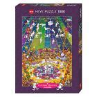 Puzzle 1000 Pezzi - Circo Folle