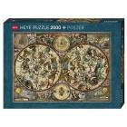 Puzzle 2000 Pezzi - Mappa Celeste