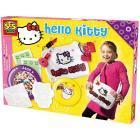 Hello Kitty iron on beads bag