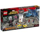 Battaglia in aeroporto Captain America 3 - Lego Super Heroes (76051)