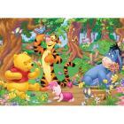 Winnie nella foresta