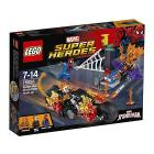 Spider-Man: Ghost Rider si allea - Lego Super Heroes (76058)