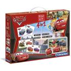 Edu Kit 4 In 1 Cars 2 (13779)
