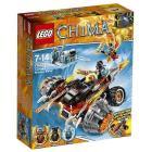 La moto ombra di Tormak - Lego Legends of Chima (70222)