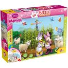 Puzzle Double Face Plus 108 Minnie