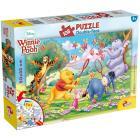 Puzzle Double Face Plus 108 Winnie Pooh