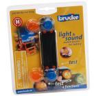 Modulo di segnalazione con luci e suoni (02801)