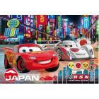 Puzzle 104 pezzi -Cars 2: Racing rivals (27802)