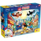 Puzzle Double Face Plus 108 Mickey