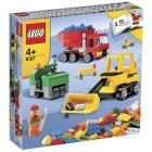 LEGO Mattoncini - Costruisci il tuo cantiere (6187)