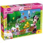 Puzzle Double Face Plus 250 Minnie