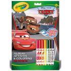 Album Attività & Coloring Disney Cars (5813)