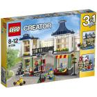 Negozio di giocattoli e drogheria - Lego Creator (31036)