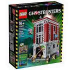 Caserma dei Ghostbusters - Lego Ideas (75827)