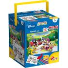 Puzzle Double face + Color Fustino Maxi 48 Mickey (48342)
