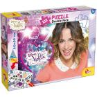 Puzzle Double Face Plus 108 Violetta Music Star (48601)